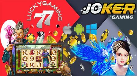 Slot Online Joker Gaming Terkomplit & Win Rate Tinggi